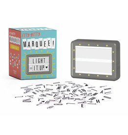 Hachette Book Group Itty-Bitty Marquee