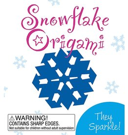 Hachette Book Group Snowflake Origami