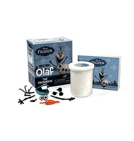 Hachette Book Group Frozen: Melting Olaf the Snowman Kit