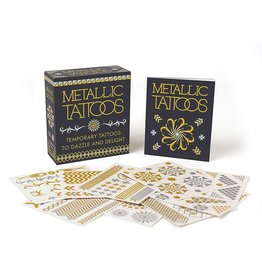 Hachette Book Group Metallic Tattoos