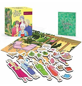 Hachette Book Group The Golden Girls: Magnet Set