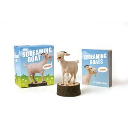 Hachette Book Group The Screaming Goat