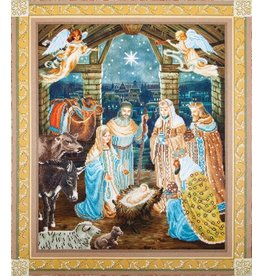 Diamond Dotz Nativity Scene - Facet Art Kit