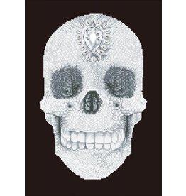 Diamond Dotz Crystal Skull - Facet Art Kit
