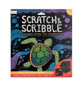 Ooly Scratch & Scribble- Ocean Life (6)
