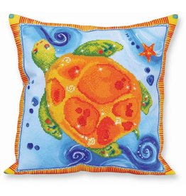 Diamond Dotz Turtle Journey Pillow - Facet Art Kit