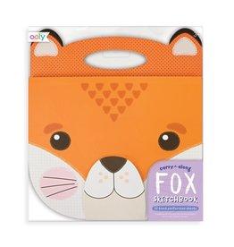 Ooly Fox Carry Along Sketchbook (3)