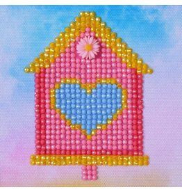 Diamond Dotz Home Sweet Home - Facet Art Kit