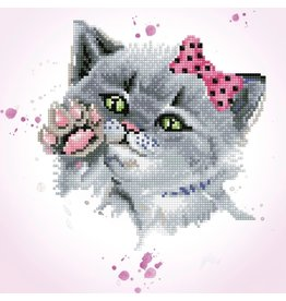 Diamond Dotz Eye Spy Kitty - Facet Art Kit