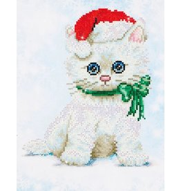 Diamond Dotz Chrissy Kitty - Facet Art Kit