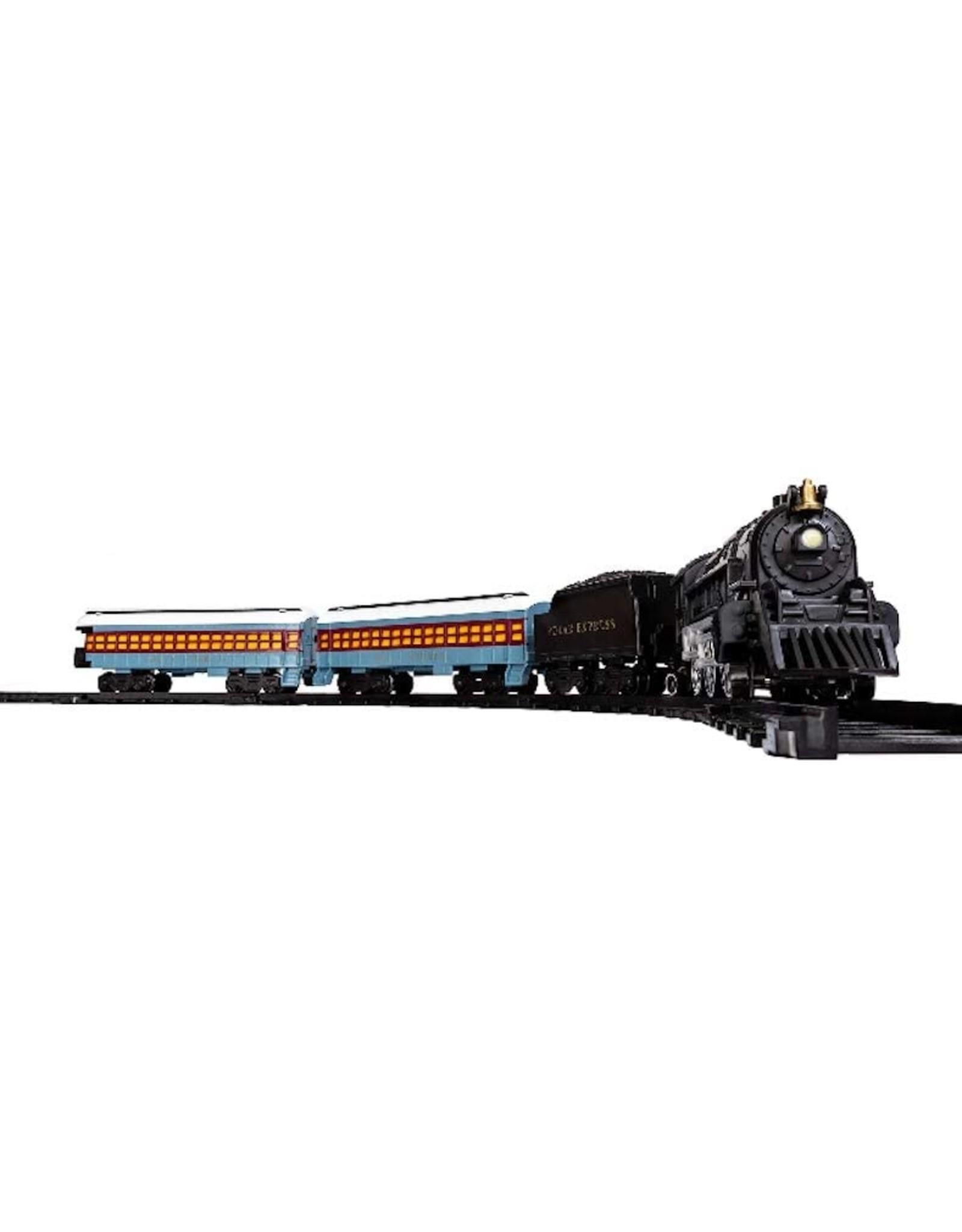 Lionel Polar Express - Battery Operated Mini Train Set