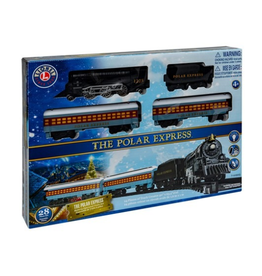 Lionel Polar Express - Battery Operated Mini Train Set