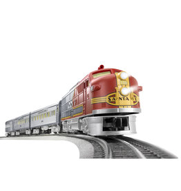 Lionel Santa Fe Super Chief - LionChief Ready to Run Train Set