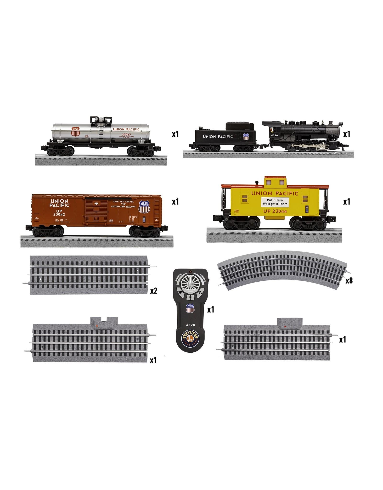 Lionel Union Pacific Flyer - LionChief Ready to Run Train Set