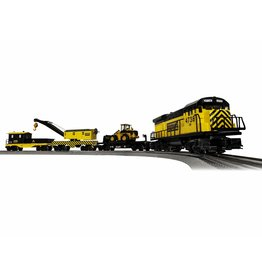 Lionel Construction Railroad - LionChief Ready to Run Train Set