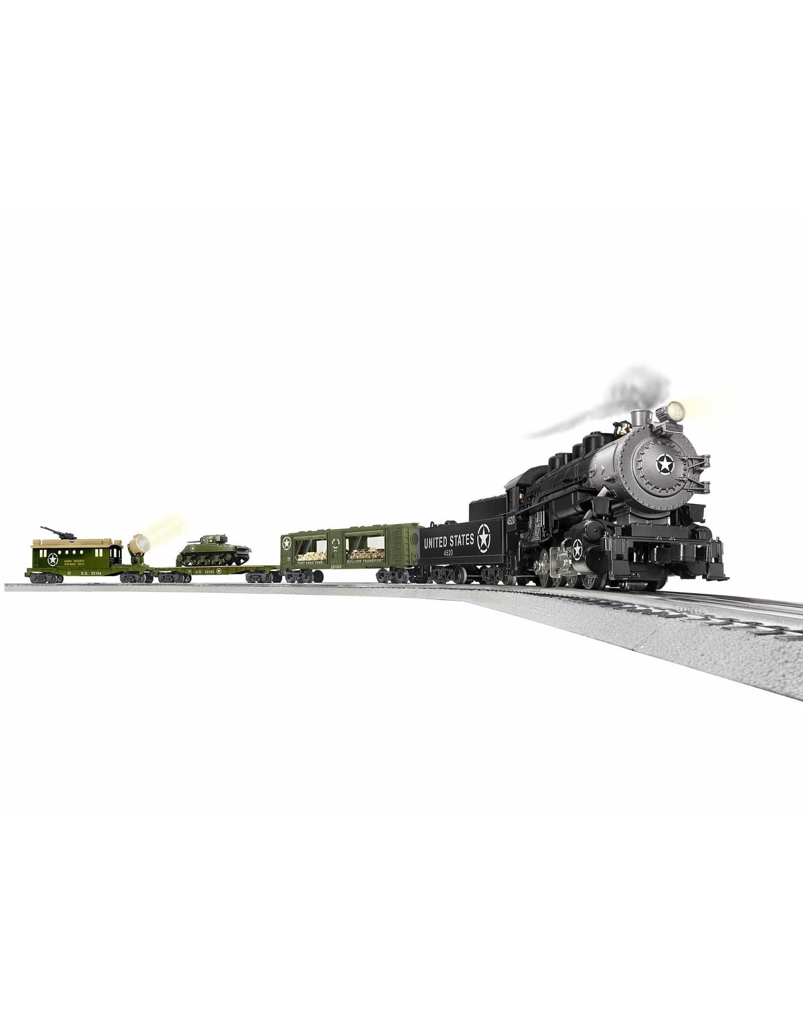 Lionel U.S. Steam - LionChief Ready to Run Train Set