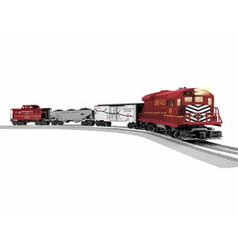 Lionel Lehigh Valley U36B Freight - LionChief  Ready to Run Train Set