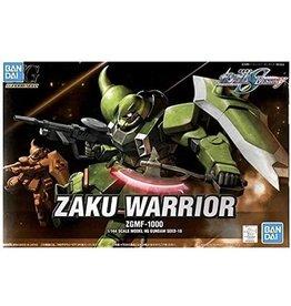 Bandai #18 Zaku Warrior