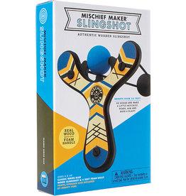 123 Beyond Mischief Maker Slingshot- Classic Blue
