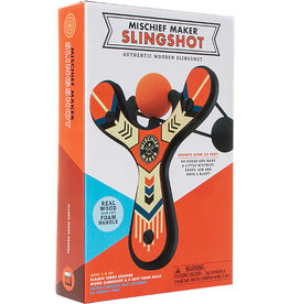 123 Beyond Mischief Maker Slingshot - Classic Orange
