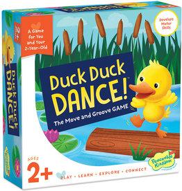 Peaceable Kingdom Duck Duck Dance! Game