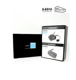 HobbyWing 38010801 - EzRun Max6 Combo - 4985SL-1650KV/Max6