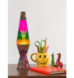 """Schylling 14.5"""" Colormax Paintsplatter Lava Lamp"""