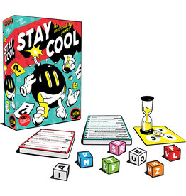 Iello Stay Cool The Multitasking Game!