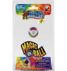 Super Impulse World's Smallest Magic 8 Ball - Tie Dye