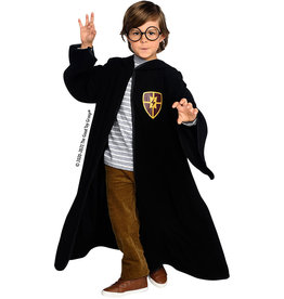 Great Pretenders Wizard Cloak & Glasses (Size 7-8)