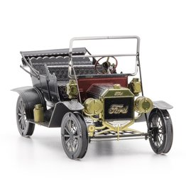 Fascinations Metal Earth - 1908 Ford Model T - Dark Green