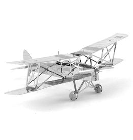 Fascinations Metal Earth - dH82 Tiger Moth