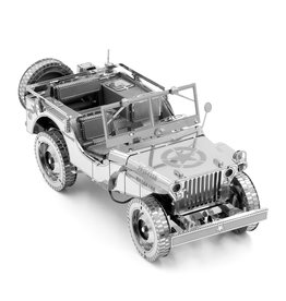 Fascinations Metal Earth - Willys Overland ICX