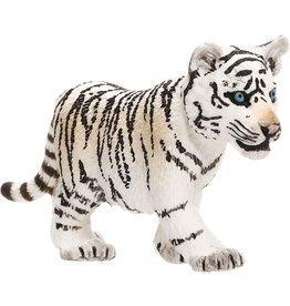 Schleich 14732 - Tiger Cub, White