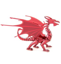 Fascinations Metal Earth - Red Dragon ICX