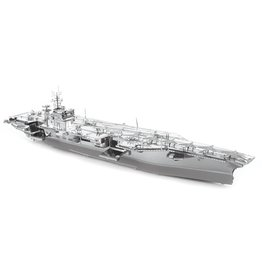 Fascinations Metal Earth - USS Theodore Roosevelt CVN-71 ICX
