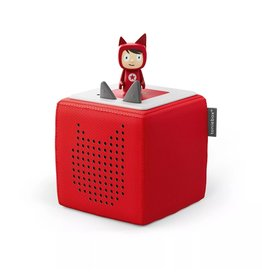Tonies Tonie - Toniebox Starter Set - Red