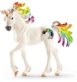 Schleich 70525 - Rainbow Unicorn Foal