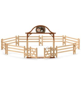 Schleich 42434 - Paddock with Entry Gate