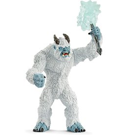 Schleich 42448 - Ice Monster with Weapon