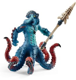 Schleich 42449 - Monster Octopus w/Weapon