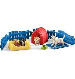 Schleich 42480 - Puppy Pen