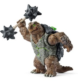 Schleich 42496 - Armored Turtle with Weapon