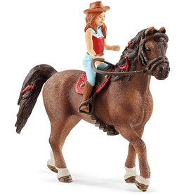 Schleich 42514 - Horse Club Hannah & Cayenne
