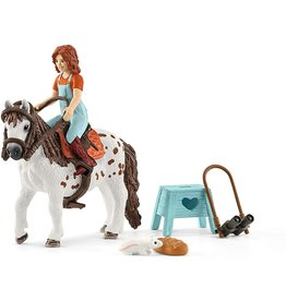 Schleich 42518 - Horse Club Mia & Spotty