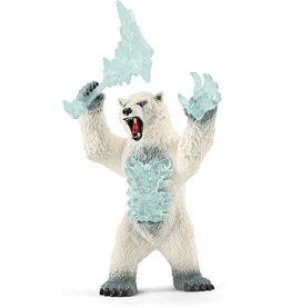 Schleich 42510 - Blizzard Bear with Weapon