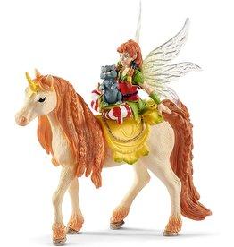 Schleich 70567 - Fairy Marween with Glitter Unicorn