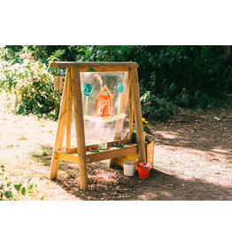B4 PLUM - Discovery Create & Paint Easel - Drop Ship Only