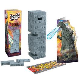 USAopoly Jenga Godzilla Extreme Edition