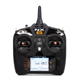 Spektrum SPMR6775 - NX6 6 Channel Transmitter Only